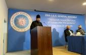 Заместитель председателя ОВЦС принял участие в церемонии открытия XVIII Генеральной ассамблеи МАП