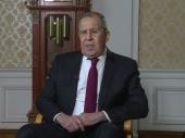 Συνέντευξη του επικεφαλής του ΥΠΕΞ της Ρωσίας Σ. Λαβρόφ με αφορμή τα 55α γενέθλια του προέδρου του ΤΕΕΣ μητροπολίτη Βολοκολάμσκ Ιλαρίωνα