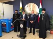 Послание Блаженнейшего Патриарха Антиохийского Иоанна X Святейшему Патриарху Кириллус благодарностью за содействие в доставке в Ливан партии вакцины от COVID-19