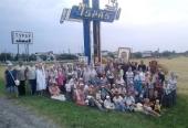 В канун Дня Крещения Руси завершился 24-дневный крестный ход из Витебска в Туров