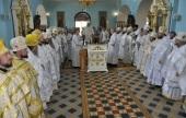 На 40-й день по кончине митрополита Луганского и Алчевского Митрофана в Луганске совершены заупокойные богослужения