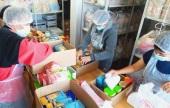 В 58 епархиях раздают продукты нуждающимся. Информационная сводка от 28 июля 2021 года