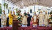 Украинская Православная Церковь торжественно отметила 1033-летие Крещения Руси