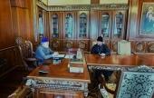 Архиепископ Владикавказский и Аланский Леонид посетил Армению