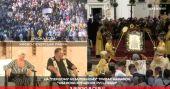 На украинском телеканале прошел трехдневный телемарафон, посвященный Дню Крещения Руси