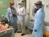Заместитель главврача Псковской инфекционной больницы награжден медалью «Патриаршая благодарность»