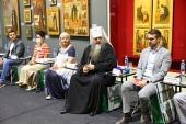В Нижегородском кремле прошла пресс-конференция, посвященная открытию выставки «Небесный Нижний. Святые и святыни Нижегородской земли»