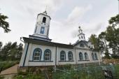 В Яранской епархии прошли торжества в честь преподобного Леонида Устьнедумского