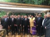 Делегация Русской Церкви приняла участие в церемонии поминовения русских военнопленных, погибших в Словении в годы Первой мировой войны