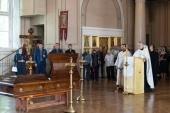 В Москве состоялось отпевание и погребение президента журфака МГУ Ясена Засурского