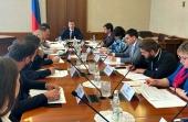 Ответственный секретарь Синодального комитета по взаимодействию с казачеством принял участие в совещании по вопросам форумной повестки казачьей молодежи