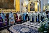 Патриаршее приветствие участникам торжеств в Смоленске по случаю праздника Смоленской иконы Божией Матери «Одигитрия»
