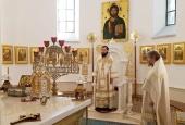 Митрополит Корсунский и Западноевропейский Антоний посетил итальянский город Бари
