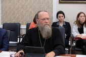 У наместника Соловецкого монастыря епископа Озерского Порфирия диагностирована коронавирусная инфекция