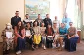В Санкт-Петербурге состоялся седьмой выпуск православной школы приемных родителей