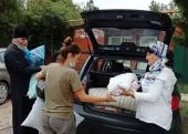 В Кубанской митрополии помогают пострадавшим от циклона