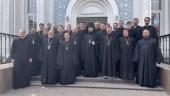 Хор духовенства Санкт-Петербургской митрополии провел гастроли в Киргизии