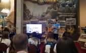 Представитель Патриарших приходов в США принял участие в Международном молодежном форуме российских соотечественников, проживающих за рубежом