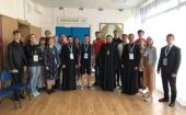 Председатель Синодального отдела по делам молодежи принял участие в работе молодежного образовательного форума Северо-Западного федерального округа «Ладога»
