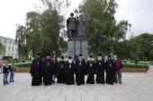 Архипастыри, прибывшие на празднование 800-летия Нижнего Новгорода, посетили обновленный кремль