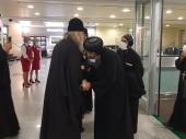 В Россию прибыла делегация игуменов и насельников египетских монастырей