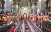 Блаженнейший митрополит Онуфрий возглавил в Житомире торжества по случаю прославления в лике святых архиепископа Евмения (Хорольского)