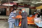 Сингапурская епархия оказывает помощь малообеспеченным семьям в Куала-Лумпуре