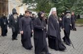 Делегация монашествующих Коптской Церкви посетила православные святыни Москвы
