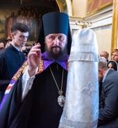 Агафон, епископ Коктебельский, викарий Феодосийской епархии (Опанасенко Вячеслав Александрович)