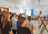 При поддержке Русской Православной Церкви в Турции был организован детский лагерь