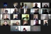 Председатель Синодального отдела по взаимоотношениям Церкви с обществом и СМИ провел онлайн-совещание с представителями епархий Приволжского федерального округа