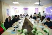Представители Синодального отдела по благотворительности и правительства Брянской области обсудили вопросы профилактики абортов в регионе