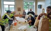 Продуктовую помощь от Церкви получили нуждающиеся в 80 епархиях. Информационная сводка от 1 сентября 2021 года
