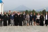 В Петропавловске-Камчатском прошел международный круглый стол «Искусственный интеллект и христианская этика»