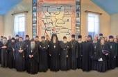 В Алатырской епархии прошли дни памяти первого единоверческого епископа священномученика Симона (Шлеева)
