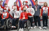 Обращение Святейшего Патриарха Кирилла к российским спортсменам — участникам XVI Паралимпийских летних игр в Токио