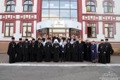 Кузбасская духовная семинария получила свидетельство о государственной аккредитации