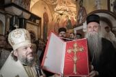 Иерархи Московского Патриархата приняли участие в торжествах настолования митрополита Черногорско-Приморского Иоанникия