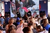 Глава Приморской митрополии встретился с участниками XV Дальневосточного форума инициативной молодежи «Андреевский городок»