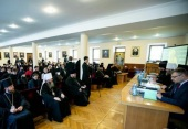 На международном форуме в Киевской духовной академии обсудят проблемы пастырского служения