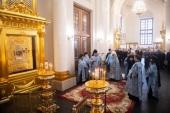 В Казани совершен молебен перед началом Международного спортивного форума «Россия — спортивная держава»