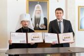 В Минске прошла презентация почтового проекта «Архитектура Беларуси. Православные храмы»