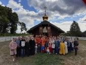 Новые храмы Украинской Православной Церкви освящены в четырех областях Украины