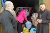 Помощь пострадавшим от наводнения собрали в храмах Бурятии