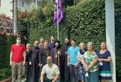Иерарх Антиохийской Церкви посетил храм Московского Патриархата в Рио-де-Жанейро