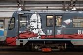 В московском метро запустят поезд, посвященный 800-летию со дня рождения князя Александра Невского