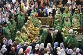 Память преподобного Иова отпраздновали в Почаевской лавре