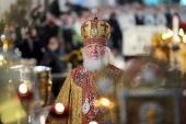 Ο Πατριάρχης Κύριλλος προέστη των εορτασμών στην Αγία Πετρούπολη για τα 800ά γενέθλια του Αλεξάνδρου Νιέφσκι