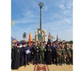 Духовенство Ливенской епархии приняло участие в открытии мемориала ливенцам-участникам Первой мировой войны