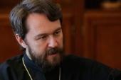 Митрополит Волоколамский Иларион: Своим вторжением на Украину Патриарх Варфоломей выполнил политический заказ